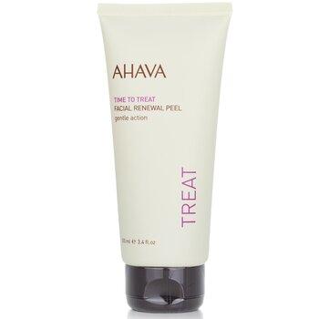 Ahava Time To Treat Facial Renewal Peel 100ml/3.4oz