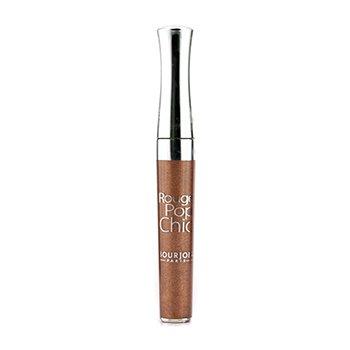 BourjoisRouge Pop Chic Lipgloss - # 07 Beige Choc 4.5ml/0.1oz