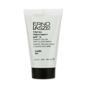Erno Laszlo Tinted Treatment SPF15 (Sheer Color with Sunscreen) - # 956 Dark  45ml/1.5oz