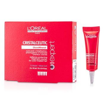 L'OrealProfessionnel Expert Serie - Cristalceutic Radiance-Tratamiento Protector (Para Cabello Tratado con Color) 6x12ml/0.4oz