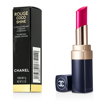 Chanel Rouge Coco Shine Hydrating Colour Lipshine - # 80 Suspense 3g/0.1oz at StrawberryNET.com - Skincare-Makeup-Cosmetics-Fragrance