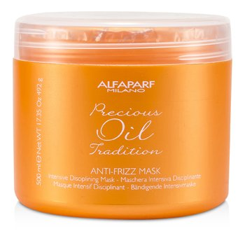 AlfaParfPrecious Oil Tradition M�scara Disciplinadora Intensiva Anti Frizz 500ml/17.35oz