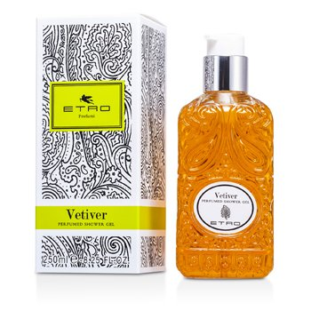 EtroVetiver Perfumed Shower Gel 250ml/8.25oz