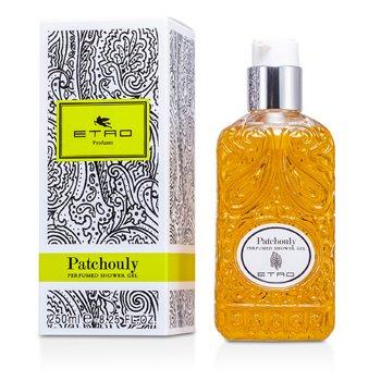 Etro Patchouly Perfumed Shower Gel 250ml/8.25oz