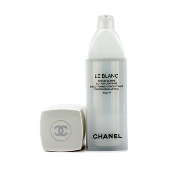 Chanel Le Blanc Brightening Concentrate Continuous Action TXC 50ml/1.7oz at StrawberryNET.com - Skincare-Makeup-Cosmetics-Fragrance