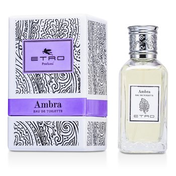 EtroAmbra Eau De Toilette Spray 50ml/1.7oz