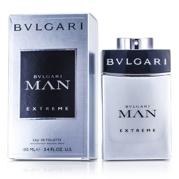 Bvlgari Man Extreme EDT Spray 100ml/3.4oz  men