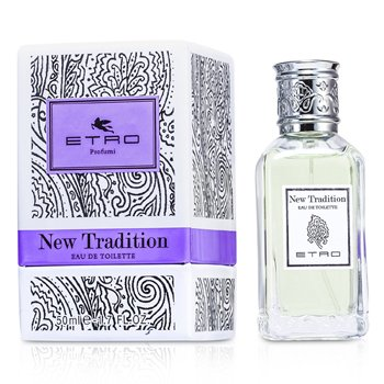 EtroNew Tradition Eau De Toilette Spray 50ml/1.7oz