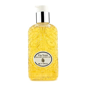EtroVia Verri Perfumed Shower Gel 250ml/8.25oz