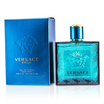 VersaceEros Eau De Toilette Spray 100ml/3.4oz