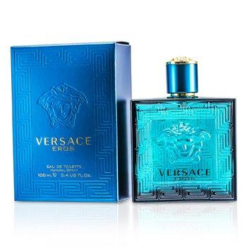 Versace Eros EDT Spray 100ml/3.4oz  men