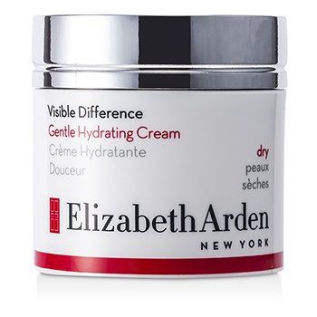 Elizabeth ArdenCreme Hidratante Visible Difference Gentle (Pele Seca; Sem caixa) 50ml/1.7oz