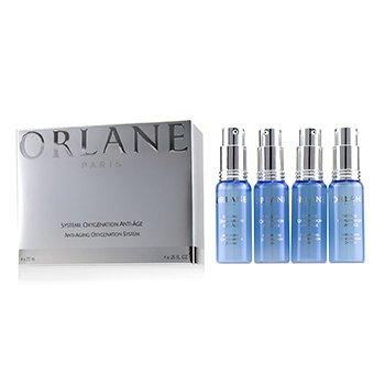 OrlaneSoro Anti-idade Oxygenation System 4x7.5ml/0.25oz