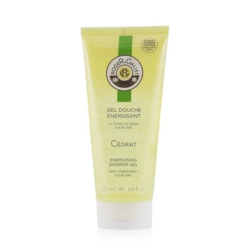 Roger & GalletCedrat (Citron) Fresh Shower Gel 200ml/6.6oz