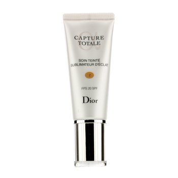 Christian DiorCapture Totale Multi Perfection Tinted Moisturizer SPF 20 - #2 Golden Radiance 40ml/1.6oz
