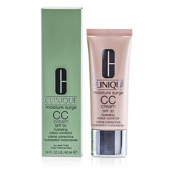 CliniqueMoisture Surge CC Crema SPF30 - Fresh Peach 40ml/1.3oz