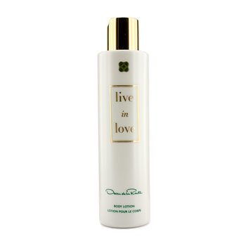 Oscar De La RentaLive In Love Body Lotion 200ml/6.8oz