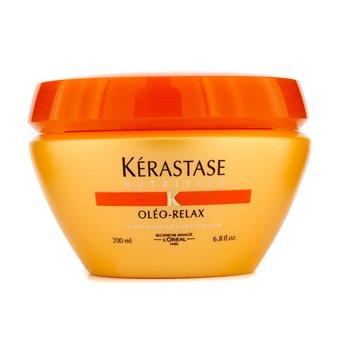 Kerastase Wyg�adzaj�ca maska do w�os�w suchych i niezdyscyplinowanych Kerastase Nutritive Oleo-Relax Smoothing Mask (Dry & Rebellious Hair)  200ml/6.8oz