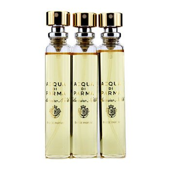 Acqua Di ParmaGelsomino Nobile Leather Purse Spray Refills Eau De Parfum 3x20ml/0.7oz