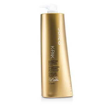JoicoK-Pak Clarifying Shampoo - To Remove Chlorine & Buildup (New Packaging) 1000ml/33.8oz