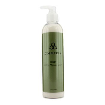 CosMedix Relax Oil-Free Massage Cream (Salon Size)  240ml/8oz
