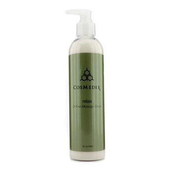 CosMedix Relax Crema Para Masage Sin Aceite (Tama�o Sal�n)  240ml/8oz