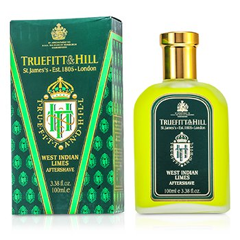 Truefitt & Hill West Indian Limes Splash Despu�s de Afeitar  100ml/3.38oz