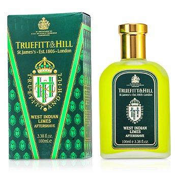 Truefitt & Hill West Indian Limes Splash Despu�s de Afeitar  100ml/3.38oz