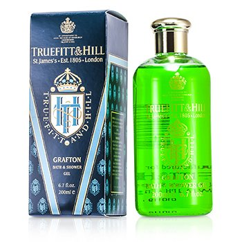 Truefitt & Hill Grafton Gel de Ba�o y Ducha  200ml/6.7oz