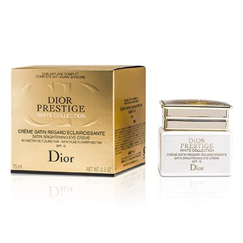 Christian DiorPrestige White Collection Satin Brightening Eye Creme SPF 15 15ml/0.5oz