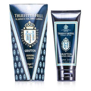 Truefitt & Hill Grafton Crema de Afeitar (Tubo Viajero)  75g/2.6oz