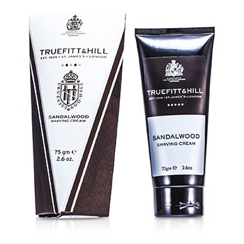Truefitt & HillSandalwood Crema de Afeitar (Tubo Viajero) 75g/2.6oz