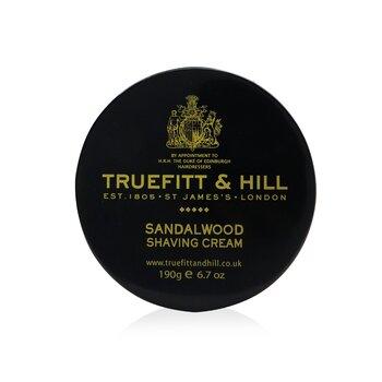 Truefitt & HillSandalwood Crema de Afeitar 190g/6.7oz
