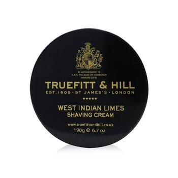 Truefitt & HillWest Indian Limes Crema de Afeitar 190g/6.7oz