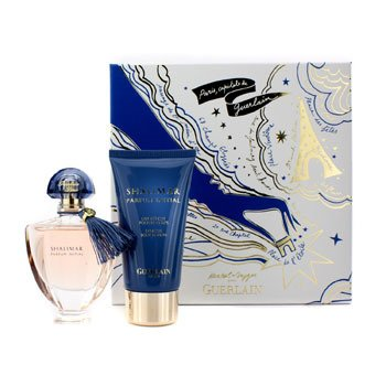 GuerlainShalimar Parfum Initial Coffret: Eau De Parfum Spray 40ml/1.3oz + Delicate Body Lotion 75ml/2.5oz 2pcs