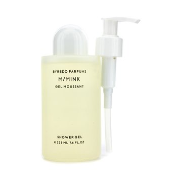 ByredoM/Mink Shower Gel (With Pump) 225ml/7.6oz