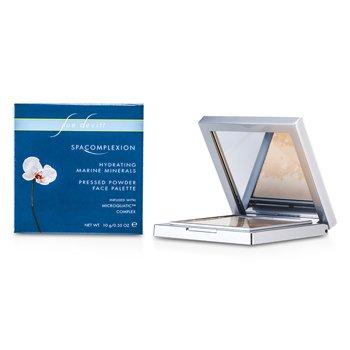 Sue DevittSpacomplexion Pressed Powder Face Palette - Mozambique 10g/0.35oz