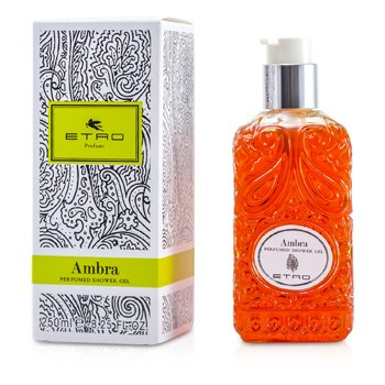 EtroAmbra Perfumed Shower Gel 250ml/8.25oz