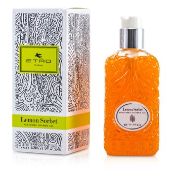 EtroLemon Sorbet Perfumed Shower Gel 250ml/8.25oz