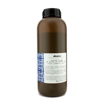 DavinesAlchemic Shampoo Silver (For Natural & Coloured Hair) 1000ml/33.8oz