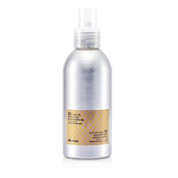 DavinesSU Sun Oil Body & Hair Moisturizing Oil 125ml/4.22oz