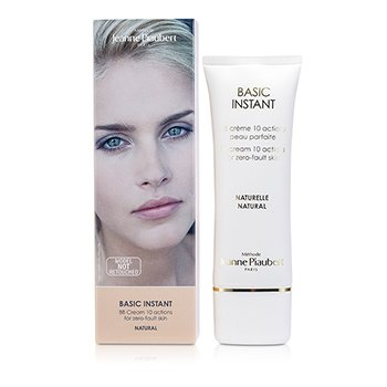 Methode Jeanne PiaubertBasic Instant BB Cream 10 Actions For Zero-Fault Skin (Natural) 40ml/1.33oz
