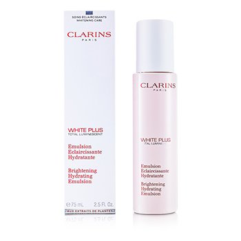 ClarinsWhite Plus Total Luminescent Brightening Hydrating Emulsion 75ml/2.5oz