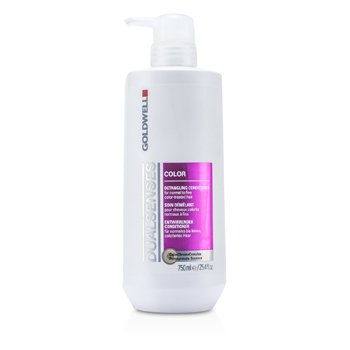 GoldwellDual Senses Color Acondicionador Desenredante (Para Cabello Te�ido Normal a Fino) 750ml/25.4oz