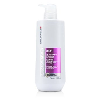 Goldwell Dual Senses Color Fade Stop Shampoo (For Normal to Fine Color-Treated Hair) 750ml/25.4oz