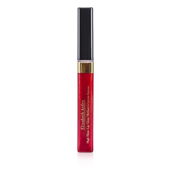 Elizabeth Arden High Shine Lipgloss # 13 Sheerlit Red (Unboxed) 7ml/0.23oz make up