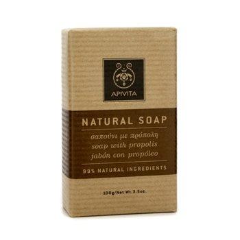 ApivitaJab�n Natural con Pr�polis (Ideal Para Piel Grasa y Joven) 100g/3.5oz