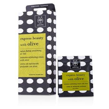 ApivitaExpress Beauty Exfoliante Intensivo en Crema con Oliva 6x(2x8ml)