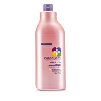 PureologyNEW Pure Volume Condition (For Fine Colour-Treated Hair) 1000ml/33.8oz