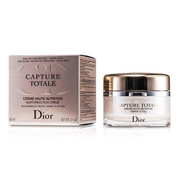 Christian Dior Capture Totale Haute Nutrition Crema Rica Hidratante (Piel Normal a Seca)  60ml/2.1oz
